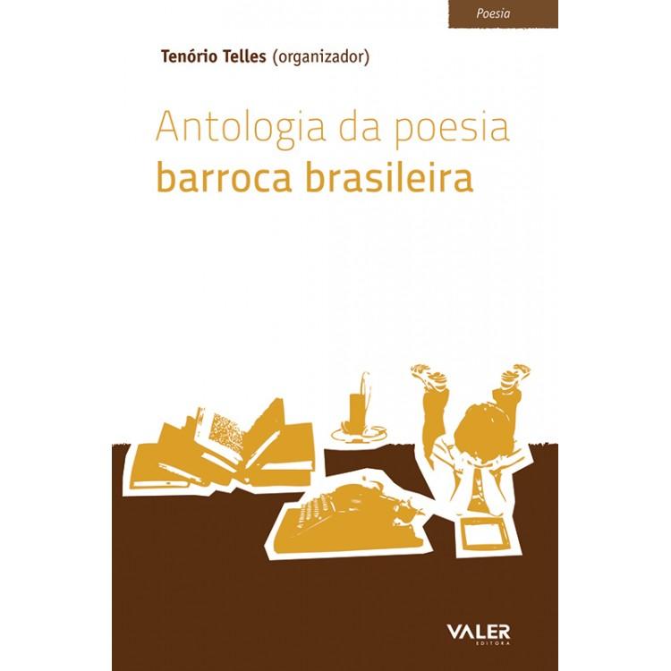 ANTOLOGIA DA POESIA BARROCA BRASILEIRA