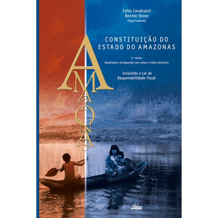 CONSTITUIÇÃO DO ESTADO DO AMAZONAS