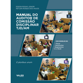 MANUAL DO AUDITOR DE COMISSÃO DISCIPLINAR TJD/AM