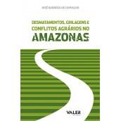 DESMATAMENTOS, GRILAGENS E CONFLITOS AGRÁRIOS NO AMAZONAS