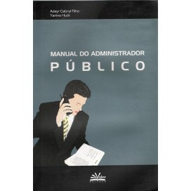 MANUAL DO ADMINISTRADOR PÚBLICO