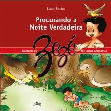 PROCURANDO A NOITE VERDADEIRA -  AS AVENTURAS DO ZEZÉ