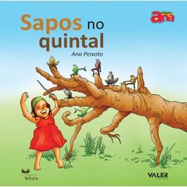 SAPOS NO QUINTAL
