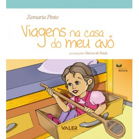 VIAGENS NA CASA DO MEU AVÔ